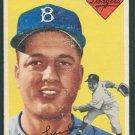 Retro Baseball Card, Tommy Lasorda 1954 Topps #132 RC