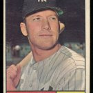 Retro Baseball Card, Mickey Mantle 1961 Topps #300