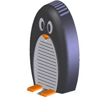 Penguin Fridge ozone disinfector