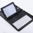 Apple iPad Pro 9.7 Standing Portfolio with Apple Keyboard Carrying and Writing Pad for Legal Paper