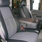 CLAZZIO SEAT COVER FOR 2007+ GMC SIERRA CREW CAB & 2007 SILVERADO CREW CAB