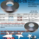 WHEEL SPACERS BLANKS CUSTOM ORDERS BILLET ADAPTERS