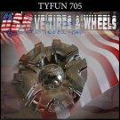 TYFUN 705 CAP    VELOCITY U2 TYFUN CAPS  PART #CTW70501-CAP