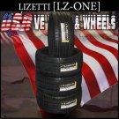 2453022  Lizetti  One     New Tires  245/30/22  W