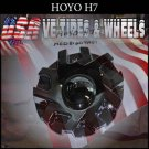 HOYO H7  CHROME CAP               PART#MCD8160YA01   VELOCITY U2  TYFUN