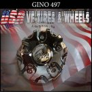 GINO 497    CHROME CAP    WHEELS         #HYCAP-036/LG0909-9      BONNETTI