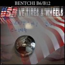BENTCHI B6/B12 PUSH CAP CHROME CAP      VELOCITY BENTCHI  C-149