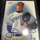 RYAN DEMPSTER 1997 Charleston RiverDogs Certified Best AUTOGRAPH RC