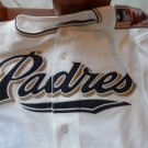 San Diego Padres Jersey Brian Giles Size 44 and 50 (specify @ ck out) BRAND NEW
