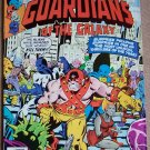 Guardians of the Galaxy Comic Book - No. 5 - June 1976