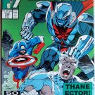 Avengers Comic Book - No. 334 - July 1991
