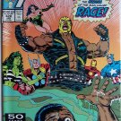 Avengers Comic Book - No. 328 - January 1991