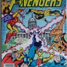 The Avengers Comic Book - No. 212 - October 1981