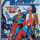 Action Comics Comic Book - No. 584 - January 1987