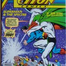 Action Comics Comic Book - No. 596 - January 1988