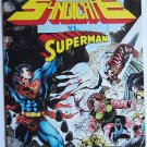 Worlds Collide Blood Syndicate Comic Book - No. 16 - July 1994