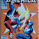 Captain America Comic Book - No. 327 - March 1987