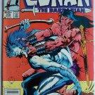 Conan The Barbarian Comic Book - No. 168 - March 1985