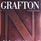N Is for Noose by Sue Grafton Hardcover Book