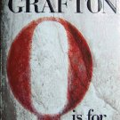 Q Is For Quarry by Sue Grafton Hardcover Book