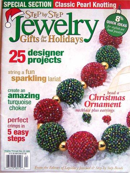 Step by Step Jewelry Magazine - December 2004