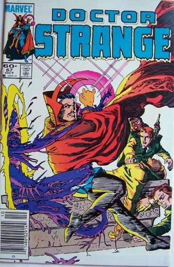 Doctor Strange Comic Book - No. 67 - October 1984