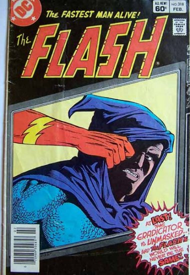 The Flash Comic Book - No. 318 - February 1983
