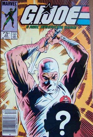 G.I. Joe Comic Book - No. 42 - December 1985