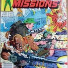 G.I. Joe Special Missions Comic Book - No. 2 - December 1986