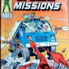 G.I. Joe Special Missions Comic Book - No. 3 - February 1987
