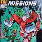 G.I. Joe Special Missions Comic Book - No. 4 - April 1987