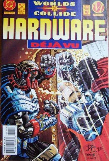 Worlds Collide Hardware Deja Vu Comic Book - No. 17 - July 1994