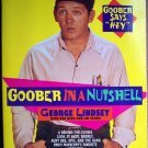 Goober In a Nutshell by George Lindsey - Signed by Author (Softcover)