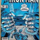 Iron Man Comic Book - Volume 1 No. 180 - March 1984