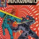 Micronauts Comic Book - Volume 1 No. 27 - March 1981