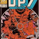 D.P.7 Comic Book - Volume 1 No. 2 - December 1986