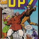 D.P.7 Comic Book - Volume 1 No. 7 - May 1987