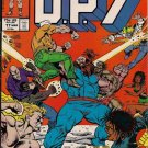 D.P.7 Comic Book - Volume 1 No. 17 - March 1988