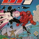 D.P.7 Comic Book - Volume 1 No. 19 - May 1988