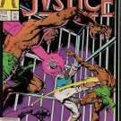 Justice Comic Book - Volume 1 No. 2 - December 1986