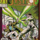 Justice Comic Book - Volume 1 No. 4 - February 1987