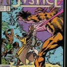 Justice Comic Book - Volume 1 No. 5 - March 1987