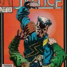 Justice Comic Book - Volume 1 No. 7 - May 1987