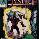 Justice Comic Book - Volume 1 No. 10 - August 1987