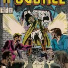 Justice Comic Book - Volume 1 No. 12 - October 1987