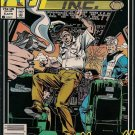 Kickers Inc. Comic Book - Volume 1 No. 6 - April 1987