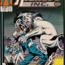 Kickers Inc. Comic Book - Volume 1 No. 7 - May 1987
