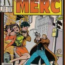 Mark Hazzard: Merc Comic Book - Volume 1 No. 4 - February 1987
