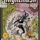 Nightmask Comic Book - Volume 1 No. 3 - January 1987