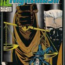Nightmask Comic Book - Volume 1 No. 8 - June 1987